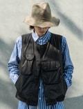 Engineered Garments Cover Vest Black Men