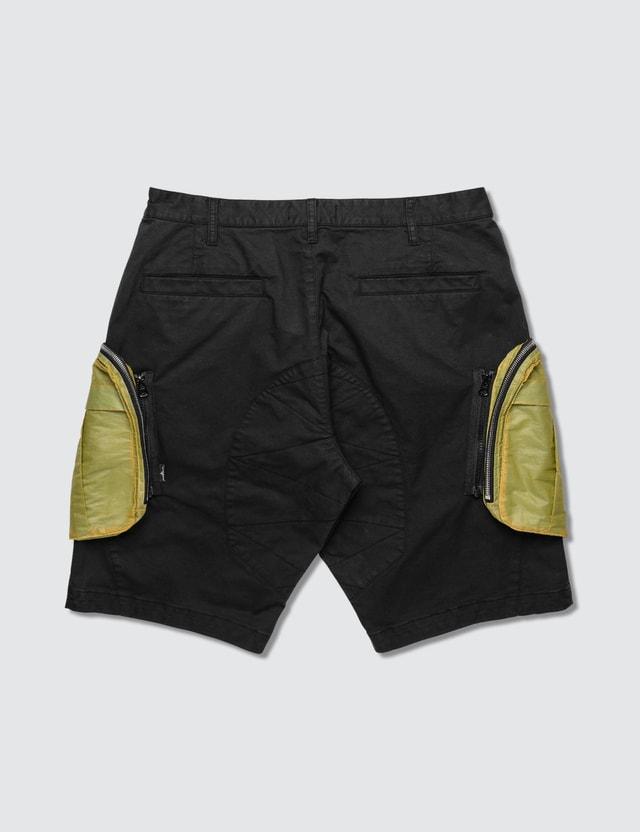 Stone Island Shadow Project Cargo Shorts