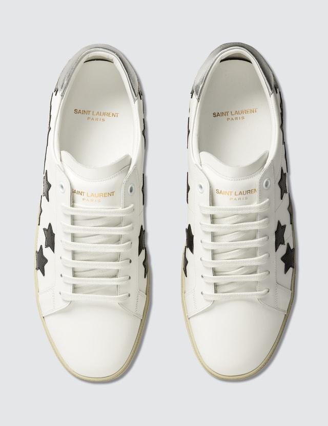 Saint Laurent Court Classic SL/06 California Leather Sneakers
