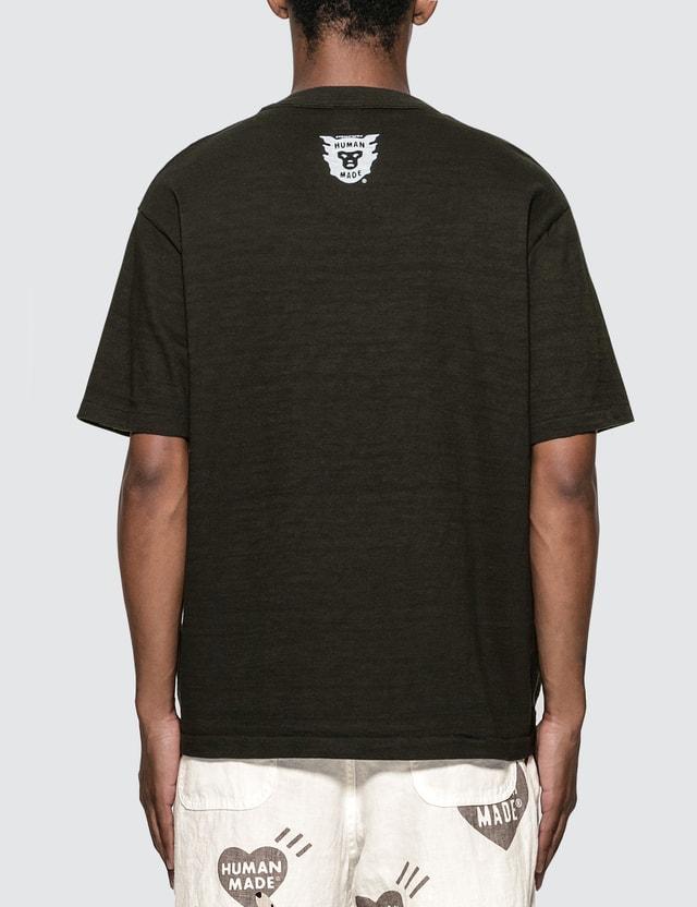 Human Made T-Shirt #1913 Black Men