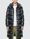 Moncler Hanoverian Down Quilted Coat Picutre