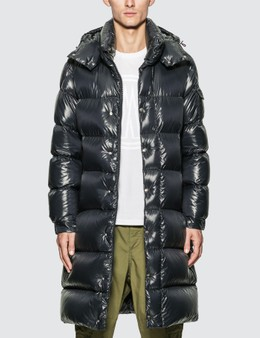 Moncler Hanoverian Down Quilted Coat