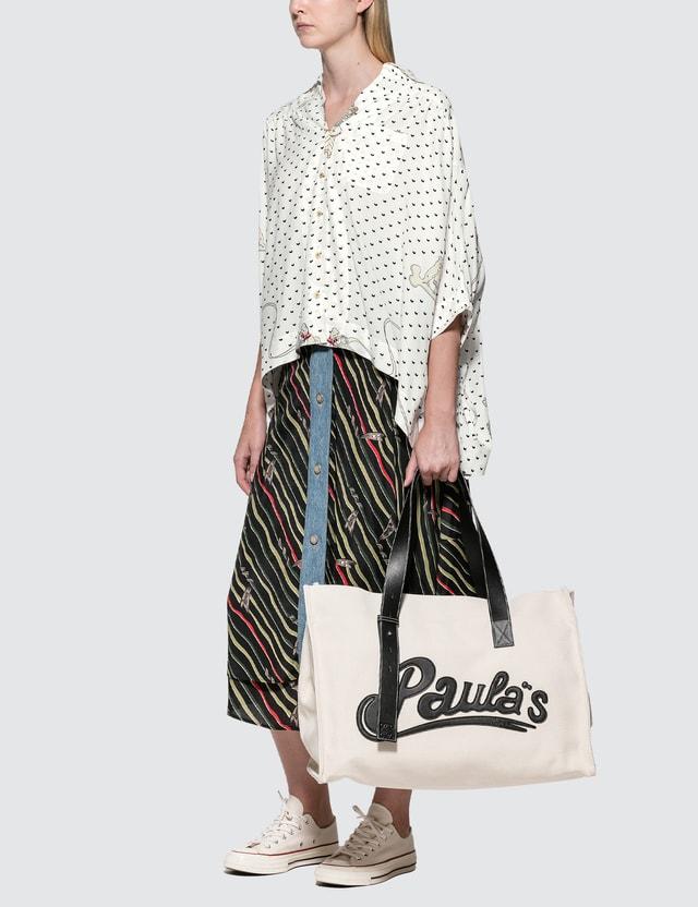Loewe Paula Plumetis Blouse