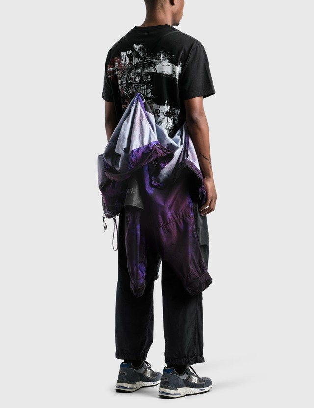 Nemen NMN® DOES 3L Tie Dye Jacket Purple Men