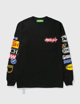 DEVÁ STATES Lightning Long Sleeve T-shirt