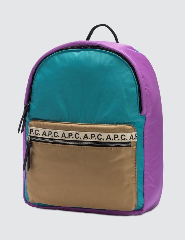 A.P.C. Sac A Dors Marc Bag