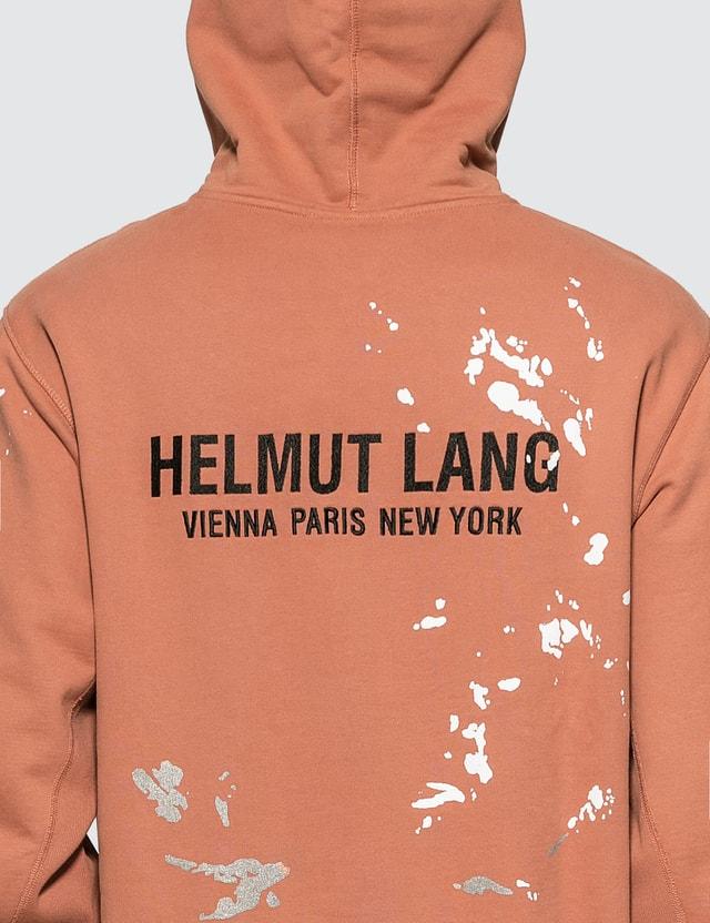 Helmut Lang Standard Painter Hoodie