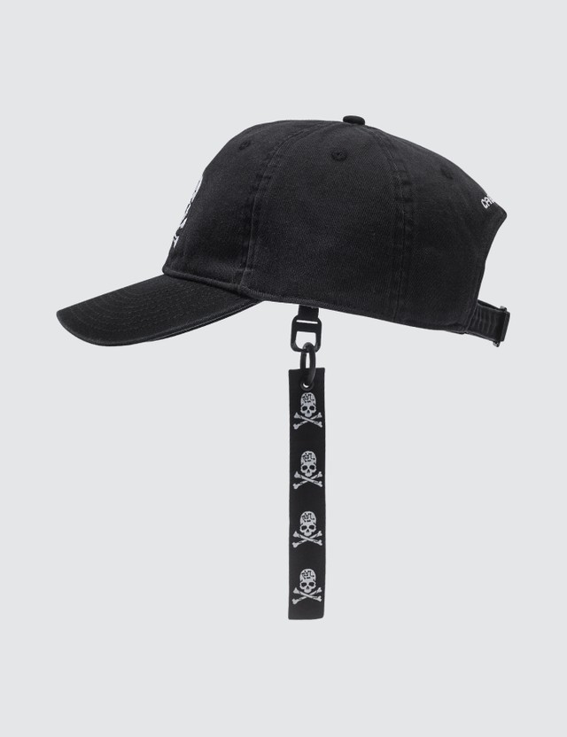 C2H4 Los Angeles C2H4 x Mastermind Japan Embroidery Logo Cap