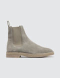 Yeezy Season 6 Chelsea Boot In Suede Picture
