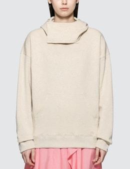 JW Anderson Oversized Hood Sweatshirt