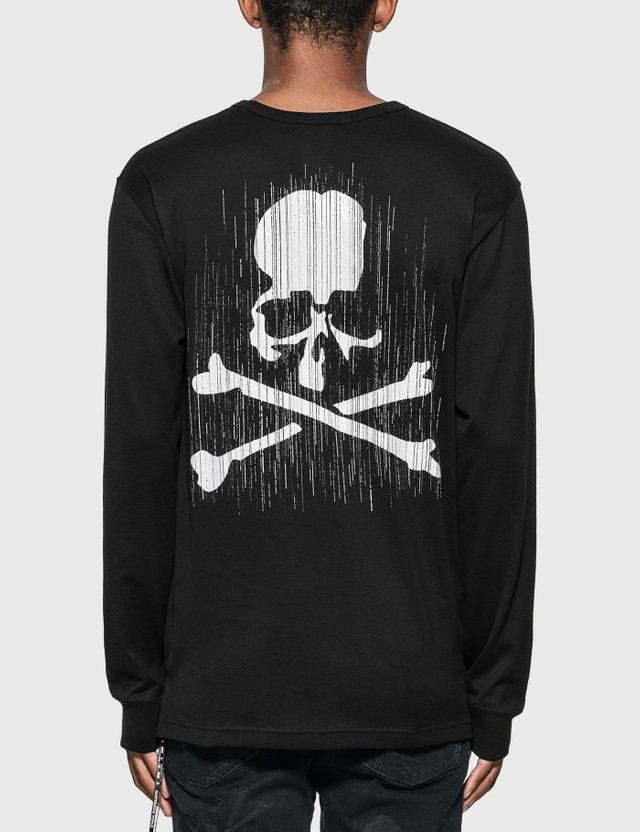 Mastermind World Noise Long Sleeve T-Shirt Black Men