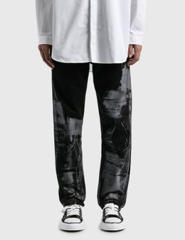 A-COLD-WALL* Pigment Dyed Trucker Jeans