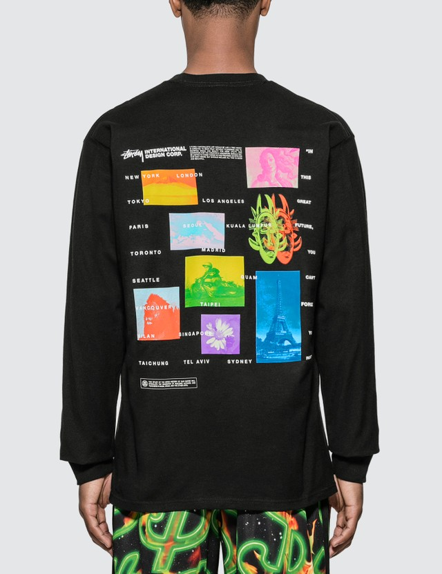 Stussy Great Future Long Sleeve T-shirt