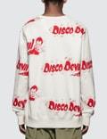 Wacko Maria Discodevil Crew Neck Sweatshirt