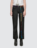 Loewe Embroidered Knot 5 Pkt Jeans Picutre