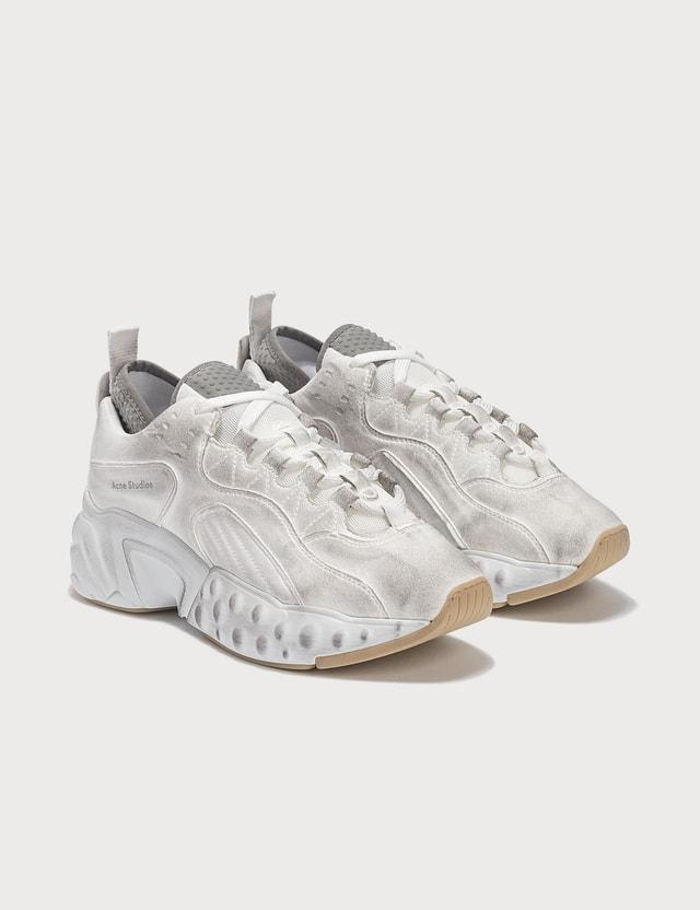 Acne Studios Manhattan Tumbled Sneaker