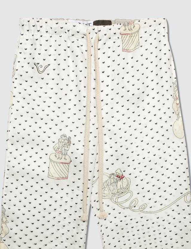 Loewe Plumetis Pyjama Trousers