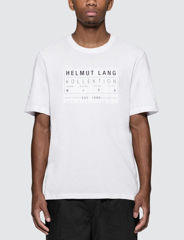 Helmut Lang Patch T-Shirt