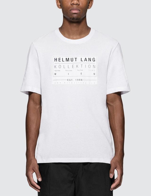 Helmut Lang Patch T-Shirt