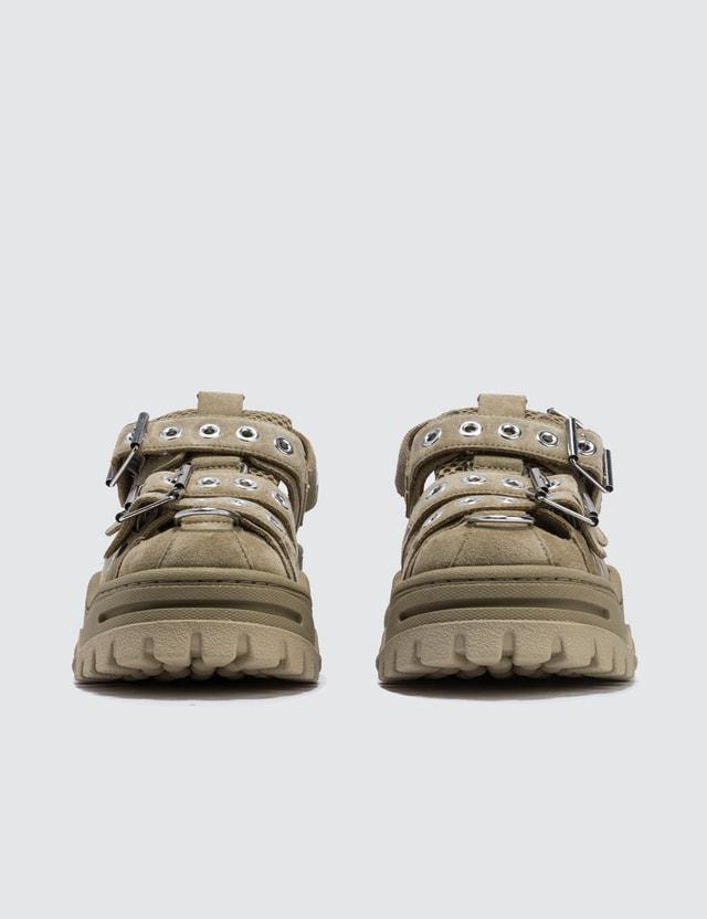 Eytys Athena Suede Sandals