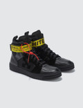 Off-White Industrial Belt Hi Top Sneaker