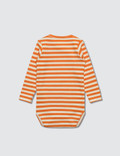 Mini Rodini Stripe Rin L/S Body