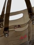 Nana-nana PVC Panel A5 Tote Bag