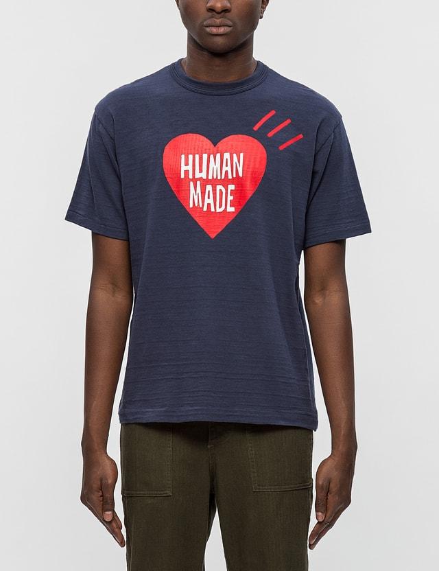 Human Made #1315 Heart Logo S/S T-Shirt