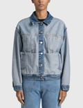 MM6 Maison Margiela Reversible Denim Jacket Picture