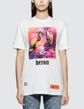 Heron Preston Prntd Aironi Fit Short Sleeve T-shirt Picture