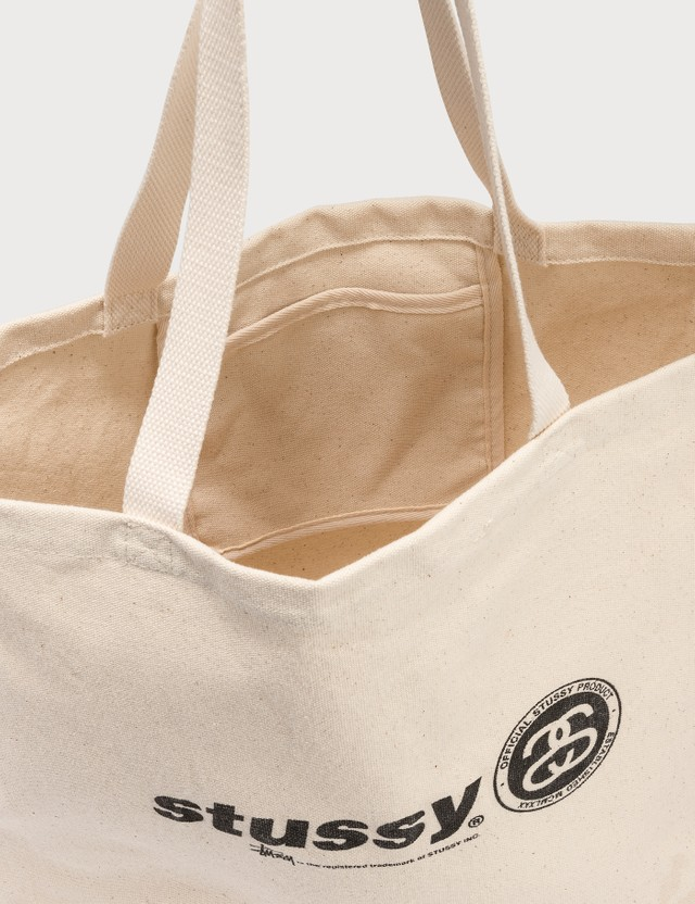 Stussy Italic Link Tote Bag