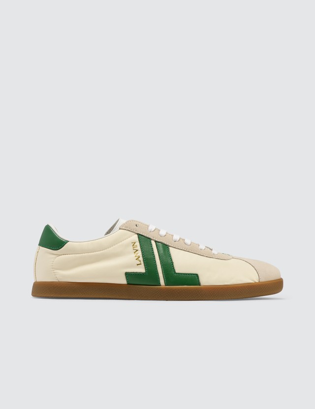 Lanvin JL Low Top Sneaker