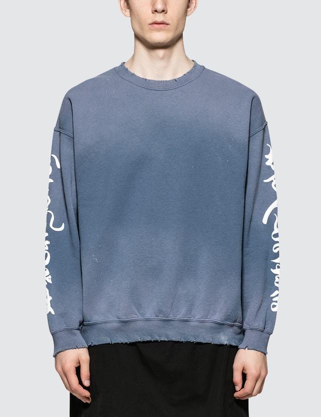"Sasquatchfabrix. ""Otentou-sama"" Vintage Sweatshirt"