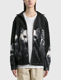 RIPNDIP Field Of Cats Sherpa Jacket
