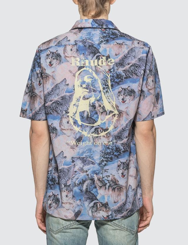 Rhude Wolf Shirt