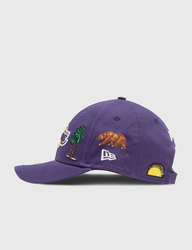 New Era Los Angeles Lakers 9FORTY Adjustable Cap