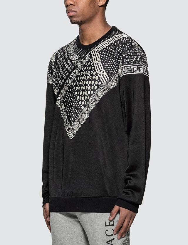 Versace Bandana Print Sweatshirt