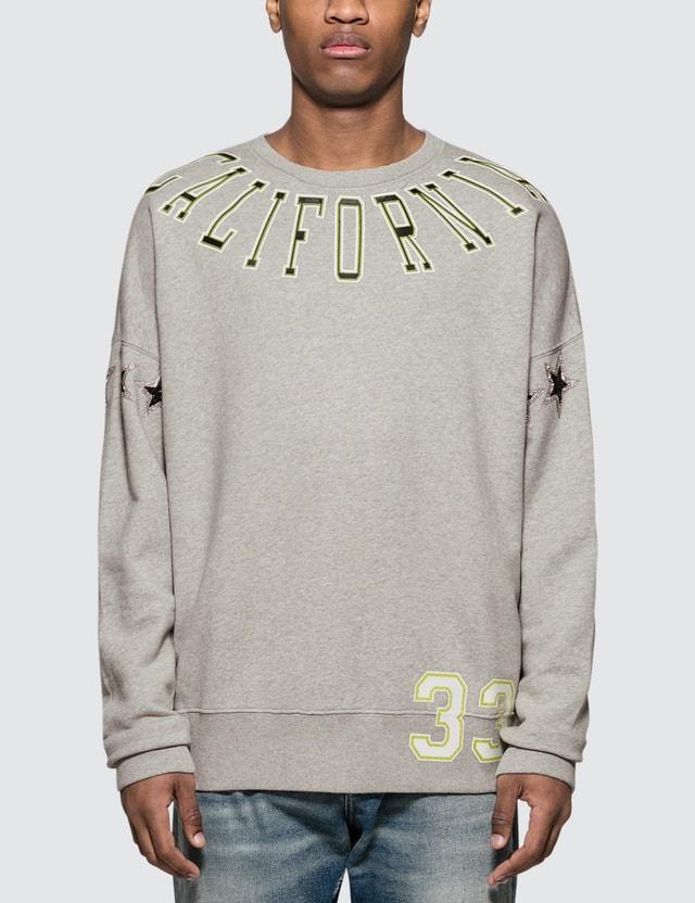 Faith Connexion CA Stars Sweatshirt