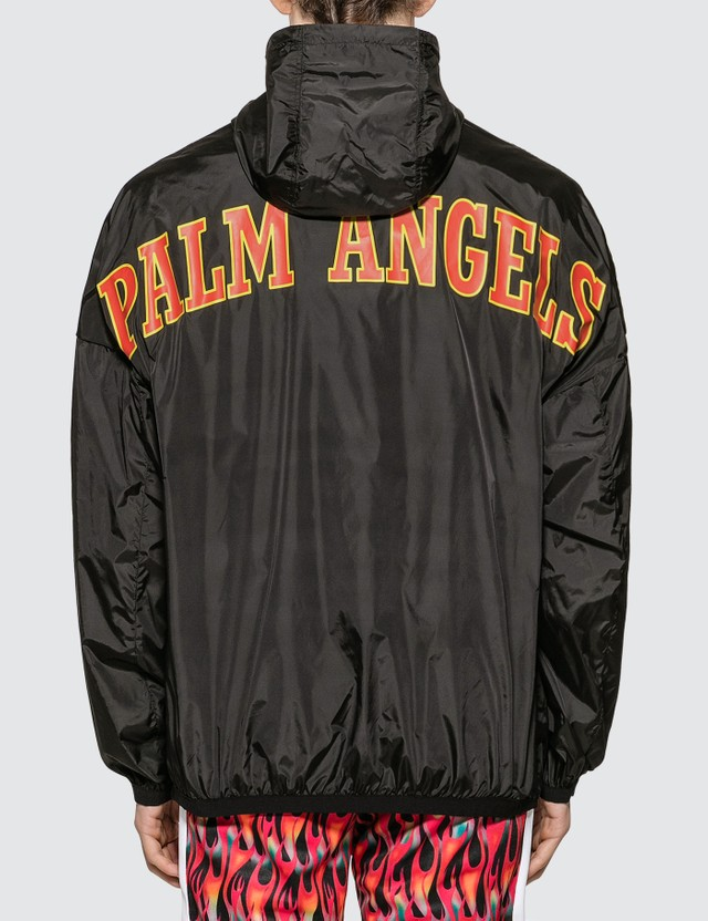 Palm Angels College Logo Windbreaker