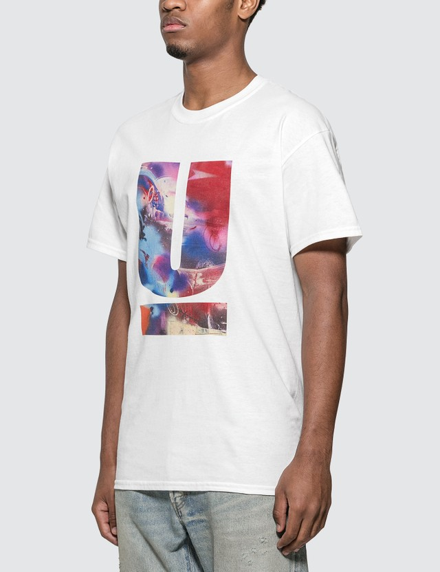 Undercover Futura x UNDERCOVER The Kinship Issue T-Shirt White Men