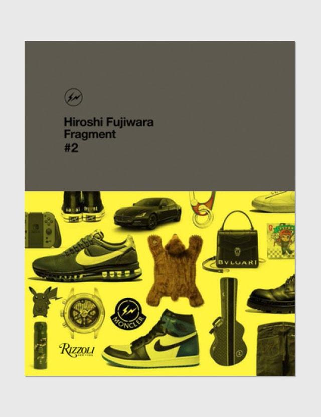 Rizzoli Hiroshi Fujiwara: Fragment #2 White Unisex