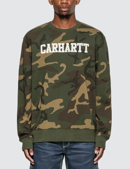 Carhartt Work In Progress College Sweatshirt