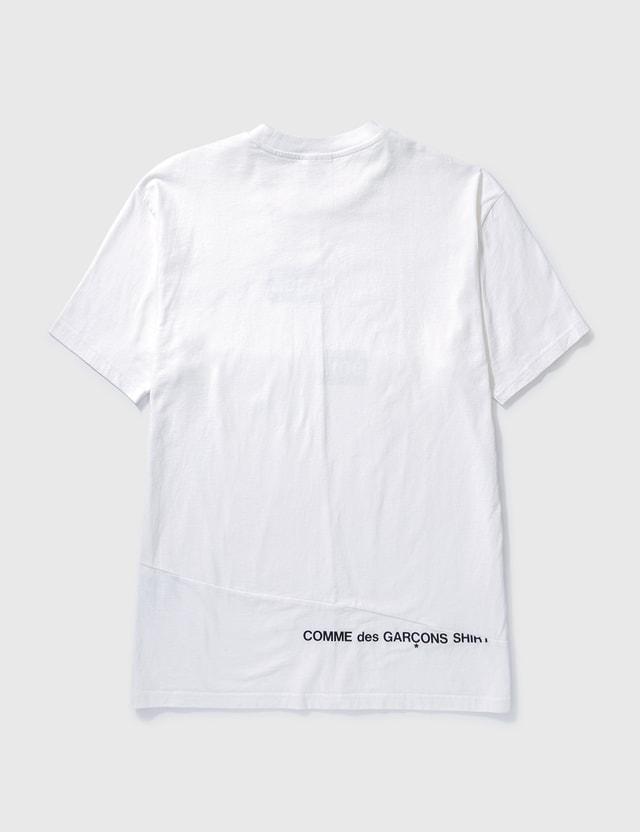 Supreme Supreme X Comme des Garçons Shirt Ss T-shirt White Archives