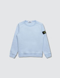 Stone Island Basic Crewneck Kids Sweater Picture