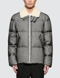 Helmut Lang Band Zip Puffer Jacket Picture