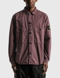 Stone Island Double Pocket Button Shirt Picture