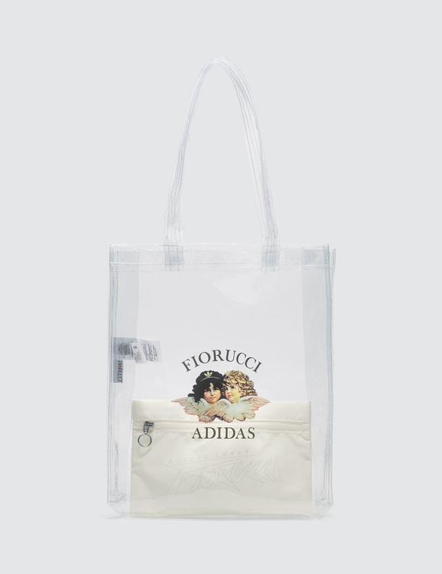 Adidas Originals Adidas Originals x Fiorucci Transparent Tote Bags