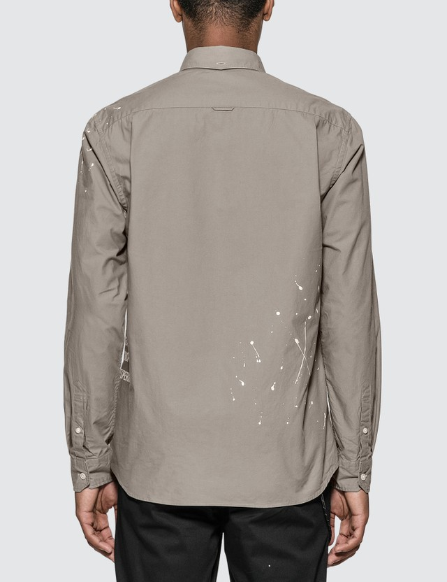 uniform experiment Dripping B.D Shirt