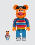 Medicom Toy Be@rbrick 100% & 400% Ernie Set Picutre