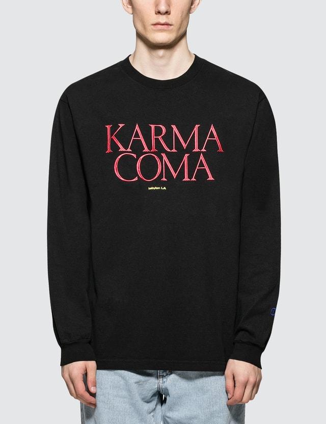 Babylon Karma Coma L/S T-Shirt